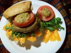 Come preparare i burger vegetali di lenticchie